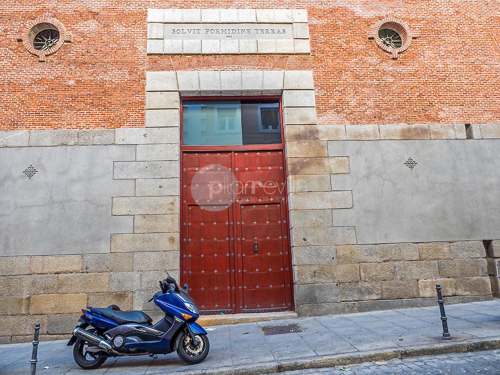 Solvit Formidine Terras, Cuartel del Conde Duque, Madrid ©Javier Abad / PILAR REVILLA