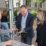 NL/Den Haag/20200702 - Diervriendelijke Parlementaire Barbecue, Lammert van Raan