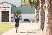 Gary P. McCaughan Gymnasium at Apollo Park in Downey California