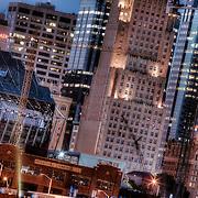 Part of the Downtown Kansas City Skyline.