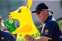 Booth Emma, AUS, Mogelvangs Zidane<br /> World Equestrian Games - Tryon 2018<br /> © Hippo Foto - Sharon Vandeput<br /> 19/09/18
