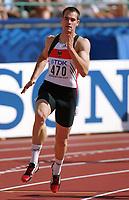SCHULTZ, Ingo    Deutschland<br />                     Leichtathletik  WM 2001   400m Lauf