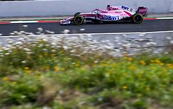 March 1, 2018 - Barcelona, Spain - Motorsports: FIA Formula One World Championship 2018, Test in Barcelona, #11 Sergio Perez (MEX, Sahara Force India F1 Team) (Credit Image: © Hoch Zwei via ZUMA Wire)