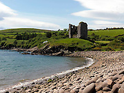 Minard Castle in Dingle, County Kerry..Picture by Don MacMonagle