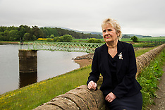 Roseanna Cunningham tours Harlaw hydro project | Balerno | 14 June 2016