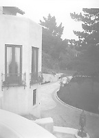 1925 View from front porch at 1847 Camino Palmero