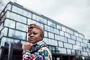 31.10.2019 Warszawa. Nowi Polacy - Dunia Pacheco z Angoli od 20 lat w Polsce<br /> Fot. Adam Tuchlinski dla Newsweek Polska