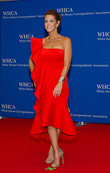 Anchor of MSNBC Live Stephanie Ruhle arrives for the 2017 White House Correspondents Association Annual Dinner at the Washington Hilton Hotel in Washington, DC, USA, on Saturday April 29, 2017. Photo by Ron Sachs/CNP/ABACAPRESS.COM
