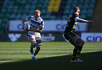 Rugby Union - 2020 / 2021 Gallagher Premiership - Round 11 - Northampton Saints vs Bath - Franklin Gardens<br /> <br /> Bath Rugby's Miles Reid in action during this afternoon's game.<br /> <br /> COLORSPORT/ASHLEY WESTERN