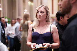 Annette Edmondson (AUS) at The UCI Cycling Gala 2018 in Guilin, China on October 21, 2018. Photo by Sean Robinson/velofocus.com
