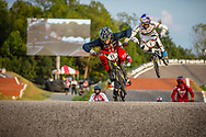 #11 (FIELDS Connor) USA [Chase, Shimano, Monster] at Round 8 of the 2019 UCI BMX Supercross World Cup in Rock Hill, USA