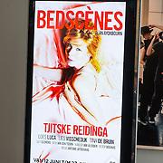 NLD/Amsterdam/20140428 - Perspresentatie cast Bedscenes, poster