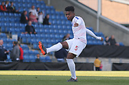Ethan Laird of England (5) during the UEFA European Under 17 Championship 2018 match between England and Israel at Proact Stadium, Whittington Moor, United Kingdom on 4 May 2018. Picture by Mick Haynes.