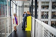 Willem Alexander opent woensdag 1 november het gebouw Rijnstraat 8 in Den Haag