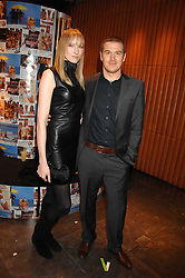 Model JADE PARFITT and TOBY BURGESS at a party hosted by Mulberry to celebrate the publication of The Meaning of Sunglasses by Hadley Freeman held at Mulberry 41-42 New Bond Street, London on 14th February 2008.<br /><br />NON EXCLUSIVE - WORLD RIGHTS