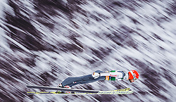 02.02.2019, Heini Klopfer Skiflugschanze, Oberstdorf, GER, FIS Weltcup Skiflug, Oberstdorf, im Bild Markus Eisenbichler (GER) // Markus Eisenbichler of Germany during the FIS Ski Jumping World Cup at the Heini Klopfer Skiflugschanze in Oberstdorf, Germany on 2019/02/02. EXPA Pictures © 2019, PhotoCredit: EXPA/ JFK