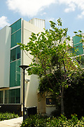 Dan Black Hall Houses the Science Laboratory Center, on Campus at California State University Fullerton