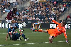 Aston VIlla - Philadelphia Union - July 19, 2012