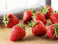 British fruit  -Strawberry