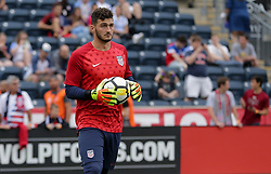 May 28, 2018 - Chester, PA, USA - Chester, PA - Monday May 28, 2018: Alexander Bono during an international friendly match between the men's national teams of the United States (USA) and Bolivia (BOL) at Talen Energy Stadium. (Credit Image: © John Dorton/ISIPhotos via ZUMA Wire)