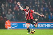 Bournemouth midfielder Harry Arter (8) during the Premier League match between Bournemouth and Crystal Palace at the Vitality Stadium, Bournemouth, England on 31 January 2017. Photo by Sebastian Frej.