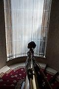 Rome, the writer Taiye Selasi,   Hassler hotel