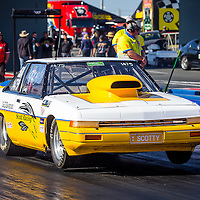 Shot at the Aeroflow Outlaw Nitro Funny Car round at Perth Motorplex - © Phil Luyer - High Octane Photos