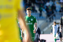 Andrejasic Jan of NK Olimpija Ljubljana during football match between NK Olimpija Ljubljana and NK Domžale in 24rd Round of Prva liga Telekom Slovenije 2018/19, on March 30, 2019 in Sports park Domzale, Slovenia Photo by Matic Ritonja / Sportida