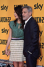 Premiere of the Sky Series Catch-22 in Rome - 13 May 2019