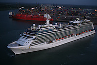 Celebrity Equinox, the only cruise ship to launch in the UK this year, arrives in Southampton ahead of 2 weeks of launch celebrations, before being named in the city on the 29th July...PR inquiries - Sarah Rathbone (Siren PR) +447595055882