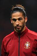 Adrien Silva of Portugal - Argentina vs. Portugal - International Friendly - Old Trafford - Manchester - 18/11/2014 Pic Philip Oldham/Sportimage