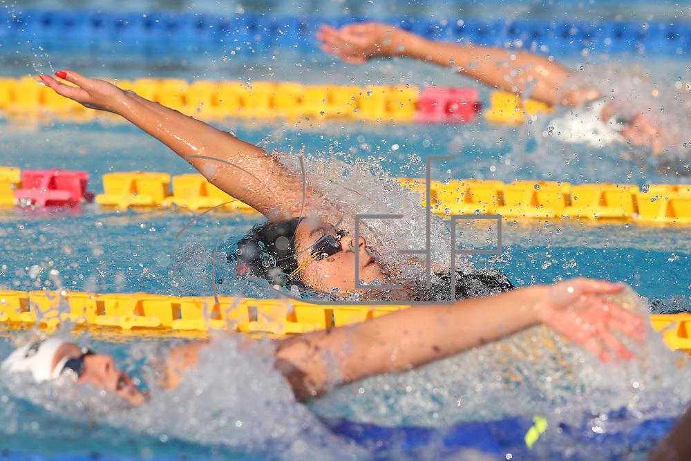 Roma10/07/2021 Piscina del Foro Italico <br /> LEN  European Junior Swimming Championship 2021 <br /> <br /> <br /> Erika Gaetani