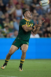 December 2, 2017 - Brisbane, Australie - Valentine Homes of Australia during the Rugby League World Cup Men s Final match between Australia and England at Brisbane Stadium, Brisbane, Australia on 2 December 2017 (Credit Image: © Panoramic via ZUMA Press)