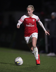 Arsenal Women's Beth Mead in action