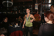 Sophie Anderton, Spring party at Frankie Dettori's bar and Grill. 3 Yeoman's Row. London sw3. 10 April 2006. ONE TIME USE ONLY - DO NOT ARCHIVE  © Copyright Photograph by Dafydd Jones 66 Stockwell Park Rd. London SW9 0DA Tel 020 7733 0108 www.dafjones.com