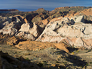 View over Capitol Reef National Park, Utah; Autumn