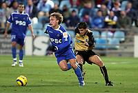 Fotball , 27. november 2005, Getafe - Malaga, <br />  Rivas