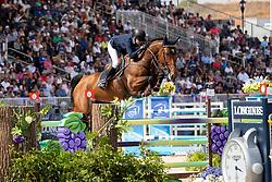 Baryard-Johnsson Malin, SWE, H&M Indiana<br /> World Equestrian Games - Tryon 2018<br /> © Hippo Foto - Dirk Caremans<br /> 21/09/2018