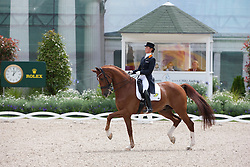 Cornelissen Adelinde (NED) - Jerich Parzival<br /> World Equestrian Festival, CHIO Aachen 2011<br /> © Dirk Caremans