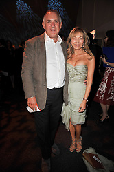 ANNABEL KARMEL and STEPHEN MARGOLIS at a gala evening in aid of Ubuntu Education Fund held at Battersea Power Station, London on 4th May 2011.