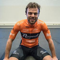 05-01-2018: Wielrennen: Presentatie Team Roompot: Rotterdam <br />Wouter Wippert