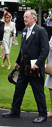 ANDREW PARKER-BOWLES at the 2nd day of the 2013 Royal Ascot Horseracing festival at Ascot Racecourse, Ascot, Berkshire on 19th June 2013.