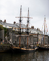 Charlestown is a village and port on the south coast of Cornwall ,charlston has been used as a fil location for several films ,Alice in Wonderland ,The Black Spot  and oDctor who photo by brian jordan