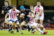 Ospreys v Stade Francais 020417