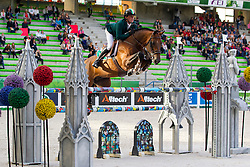 Darragh Kenny, (IRL), Imothep - Team & Individual Competition Jumping Speed - Alltech FEI World Equestrian Games™ 2014 - Normandy, France.<br /> © Hippo Foto Team - Leanjo De Koster<br /> 02-09-14