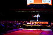 Hét ondernemersevent Business Boost Live in Ahoy.<br /> <br /> Op de foto:  Mo Gawdat - CBO bij Google X