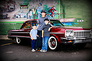 Jonathan Stine's Family 2012