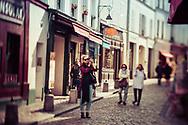 Montmartre,Paris, France