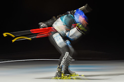 February 11, 2018 - Pyeongchang, Gangwon, South Korea - Kauri Koiv of Estonia at Mens 10 kilometre sprint Biathlon at olympics at Alpensia biathlon stadium, Pyeongchang, South Korea on February 11, 2018. (Credit Image: © Ulrik Pedersen/NurPhoto via ZUMA Press)