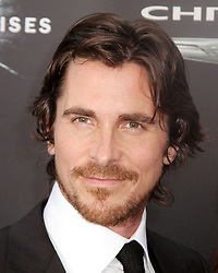 July 16, 2012 - New York, New York, U.S. - Actor CHRISTIAN BALE attends the New York premiere of 'The Dark Knight Rises' held at the AMC Lincoln Square Theater. (Credit Image: © Nancy Kaszerman/ZUMAPRESS.com)